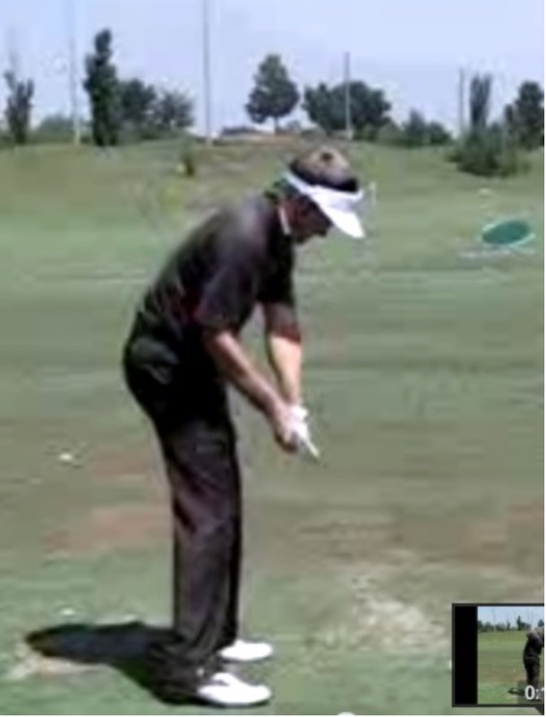Lead Arm Pinned To Chest-Dufner — GolfWRX