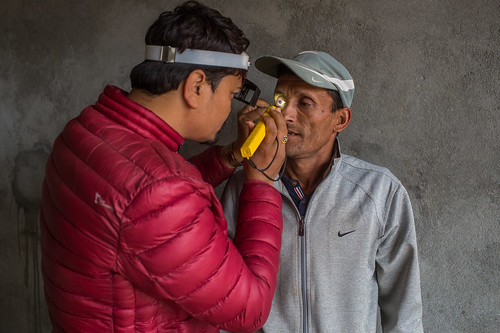 A Last Check for Trachoma in Nepal