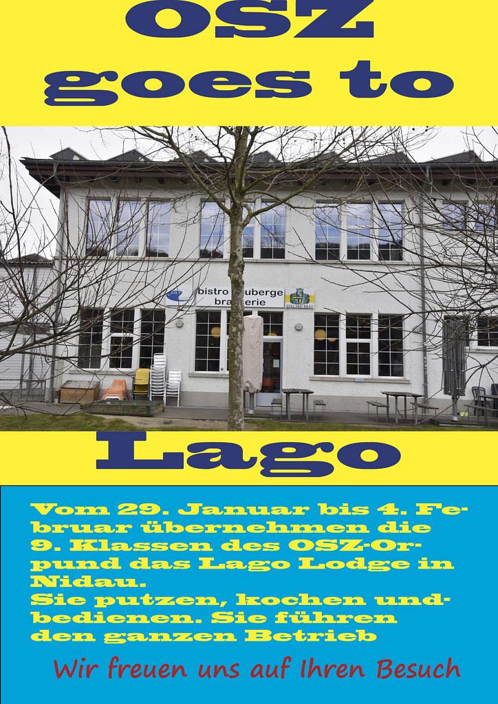 OSZ goes LAGO