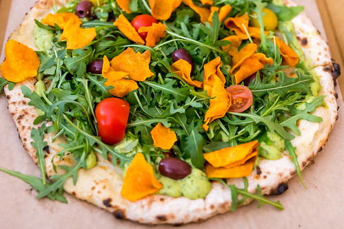 Pizza Holy Guacamole »vegan«