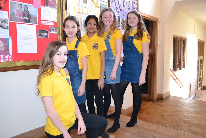 Farnborough Hill's Got Talent 2018