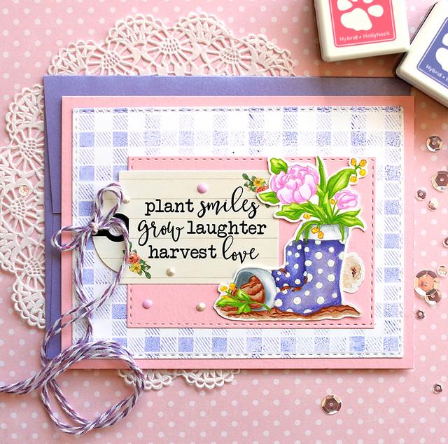 plant smiles