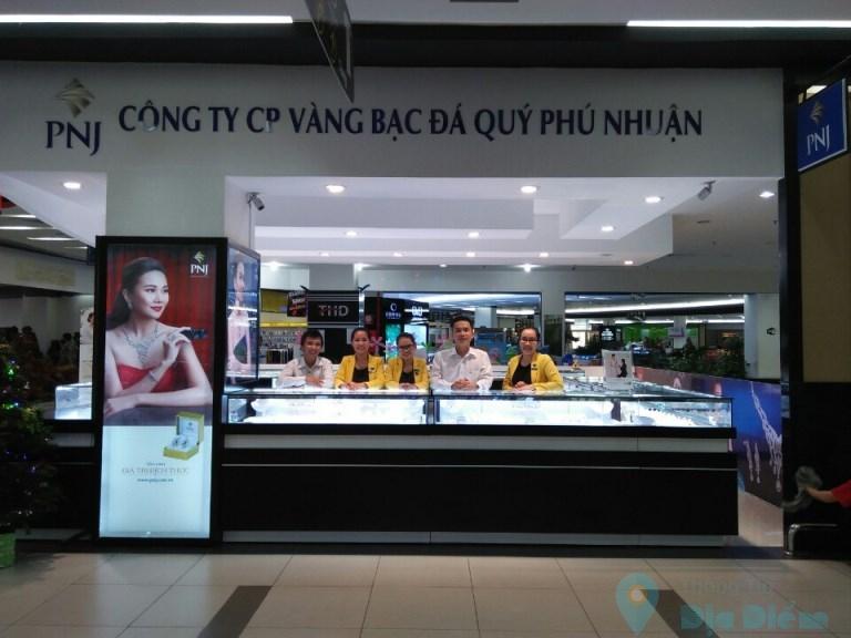 PNJ Lotte Phan Văn Trị