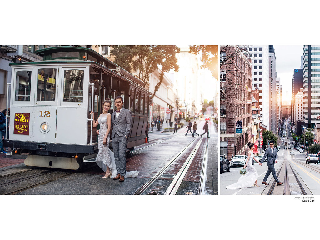 Love in San Francisco 舊金山海外婚紗-舊金山大橋-Golden Gate Bridge-金門大橋 -city hall - Palace of Fine Arts -Castello di Amorosa- 海外旅拍 by 喜恩影像-02.jpg
