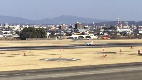 T-4 離陸風景 CA8A9BD0-0BC7-424D-86C1-42D853290E1E