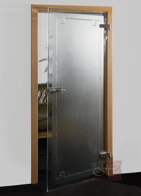dekus skleněné dveře