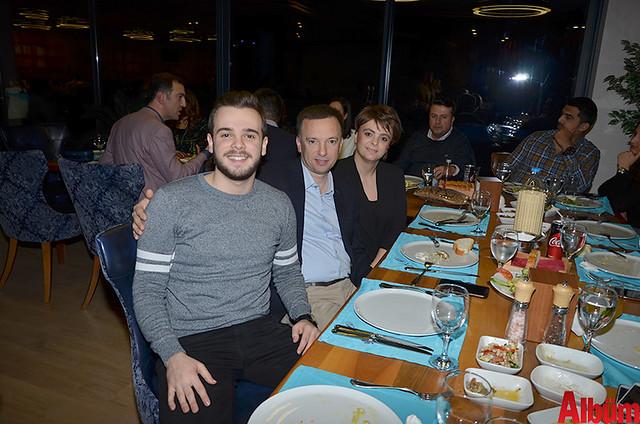Fehmi Sadullahoğlu, Rauf Sadullahoğlu, Ayşe Sadullahoğlu
