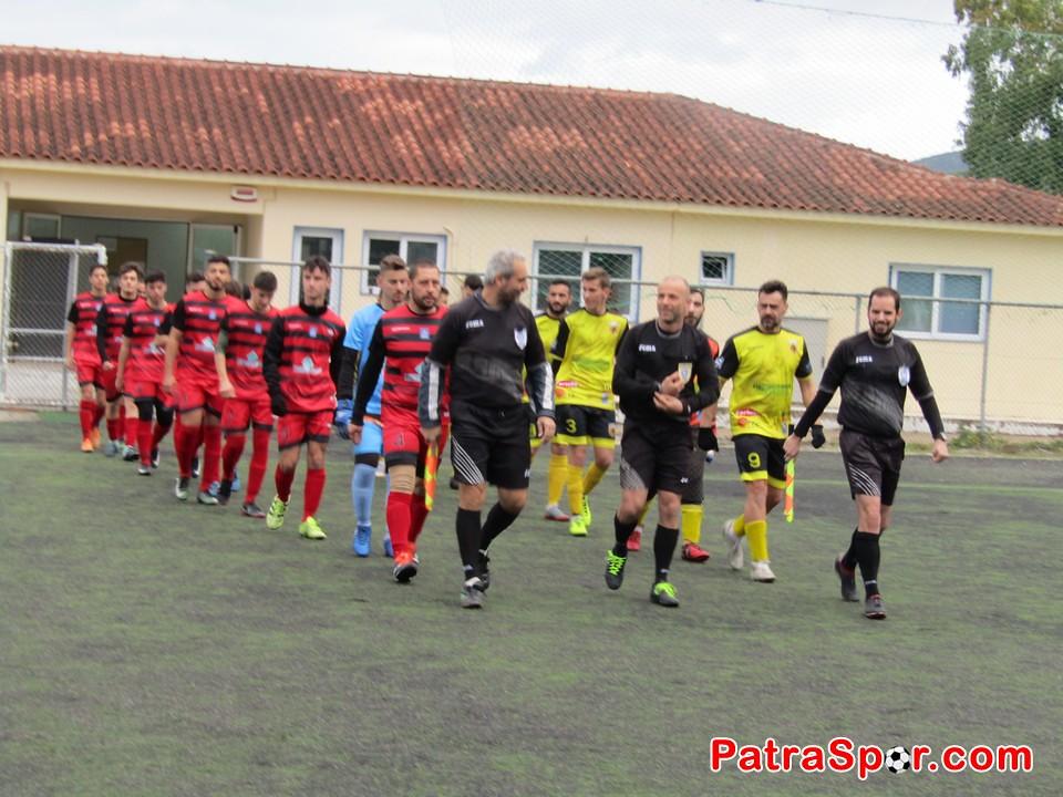 ΑΕΚ Πατρών- Παναχαϊκός 0-0