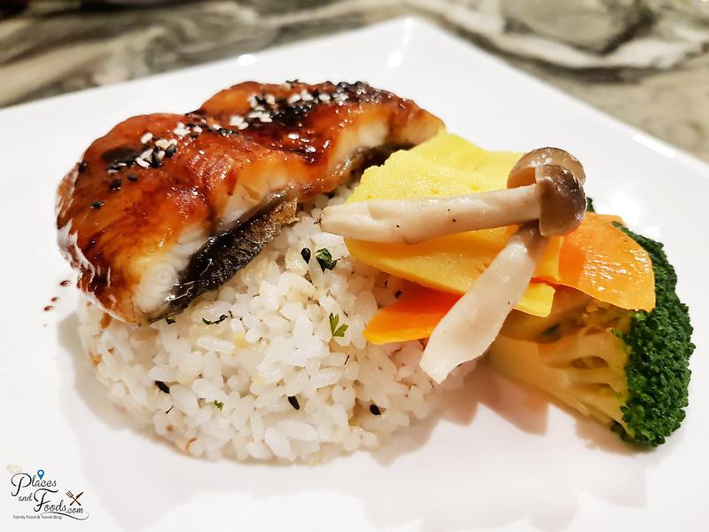 tokyo secret mid valley unagi rice