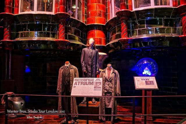 The Making of Harry Potter Studio Tour London 21