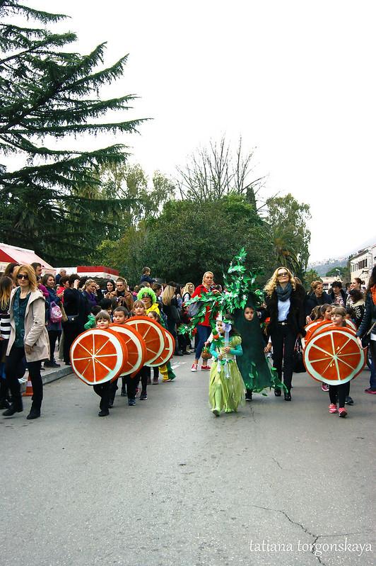 1 Детское цветочное шествие
