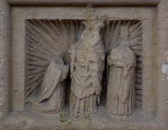 seven sacrament font: Ordination