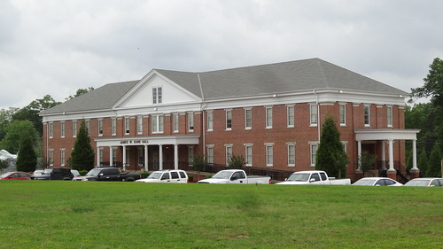 Rane Hall, Marion Military Institute, Marion, AL