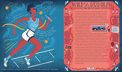 Rachel Ignotofsky, Women in Sport