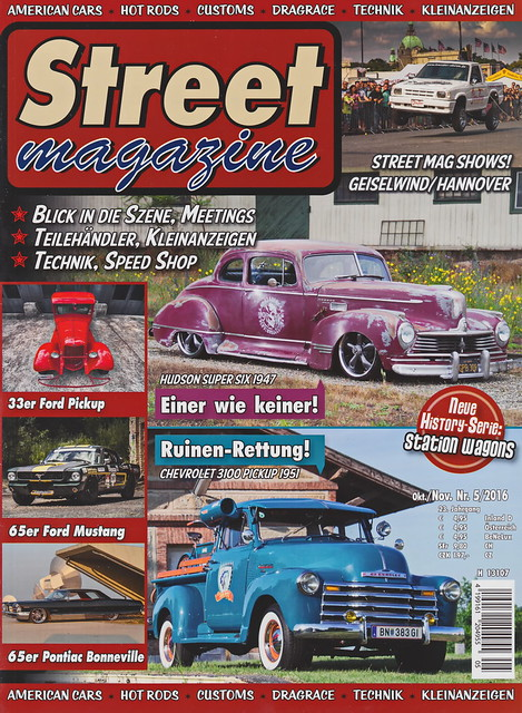 Street Magazine 5/2016