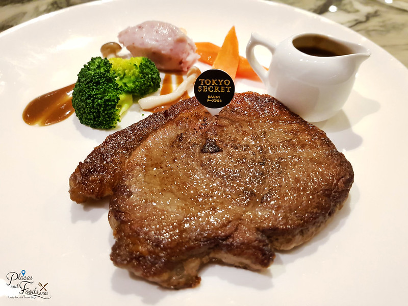 tokyo secret mid valley beef steak