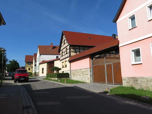 20170601 05 049 Regia Ottmannshausen Hausfassaden Straße