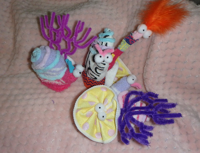 How to make plushie reef corsage