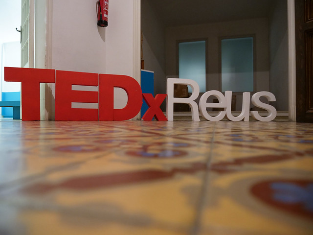 TEDxReusSalon 7th february 2018