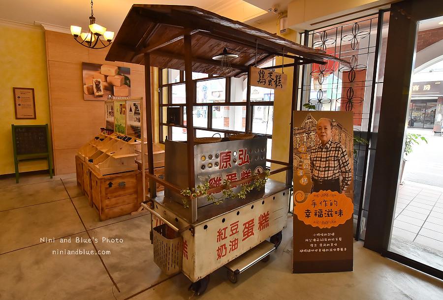 太陽餅博物館 台中火車站 景點03
