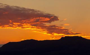 Lyttelton Harbour Sunset