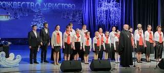 Рождественский концерт 190