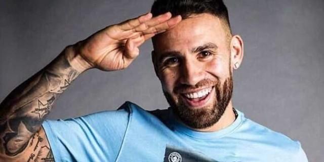 Alasan Nicolas Otamendi Perpanjang Kontrak di Manchester City