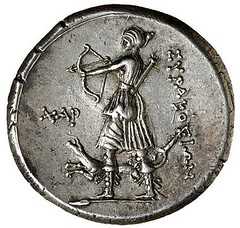 silver stater of Aspendus