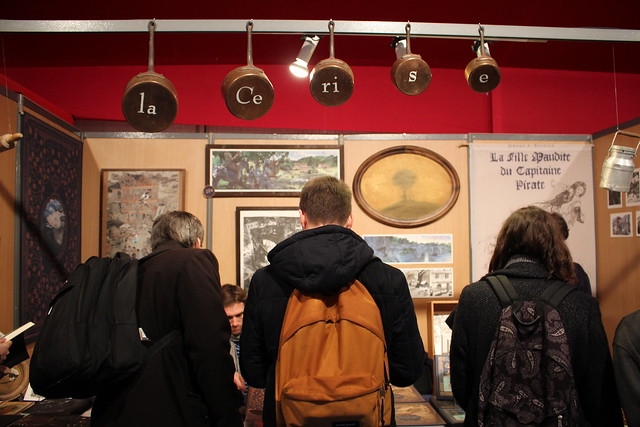Dédicaces d'auteurs à Angoulême