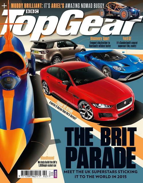 BBC Top Gear 2/2015