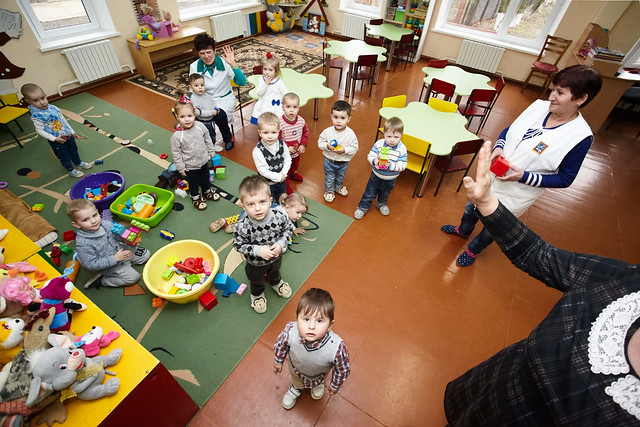 """Poienita"" kindergarten from Cornesti town switched to green energy"