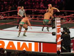 WWE Raw San Jose February 12, 2018