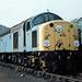 40 008, Crewe Works, 12-08-84