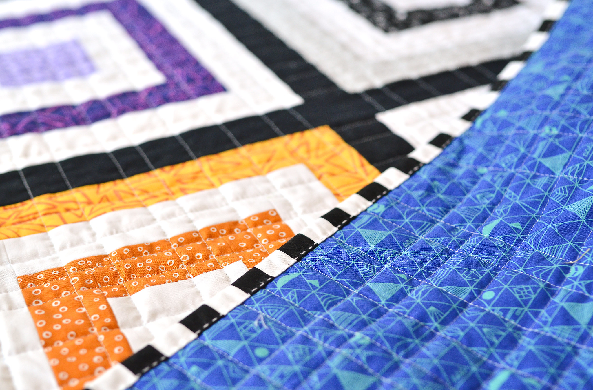 Panache Quilt (and Scrap Giveaway) | Kitchen Table Quilting : buy quilt binding - Adamdwight.com