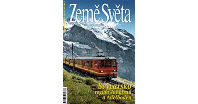 Země Světa - Region Jungfrau a Adelboden