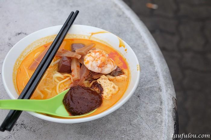 Penang Curry Mee (5)