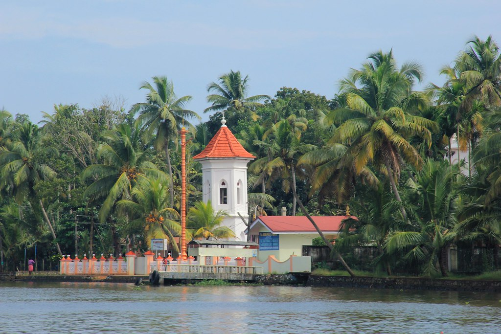 Church, Chennamkary, Kerala