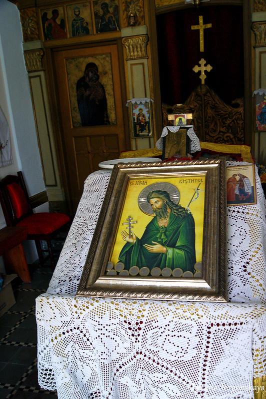 Икона в церкви Св. Иоанна