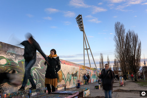 Balance your life ;) at Mauerpark Berlin | #VFBLN
