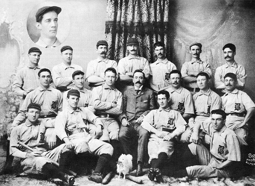 Baltimore Orioles, 1896
