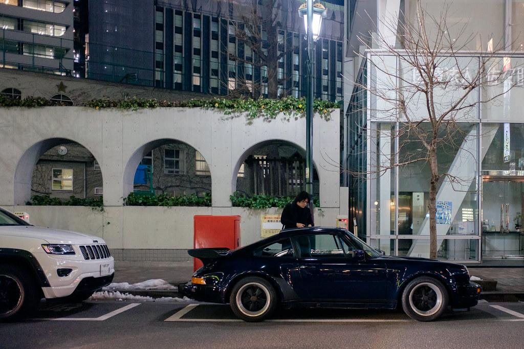 Porsche 911(964) 2017/01/25  X7000185