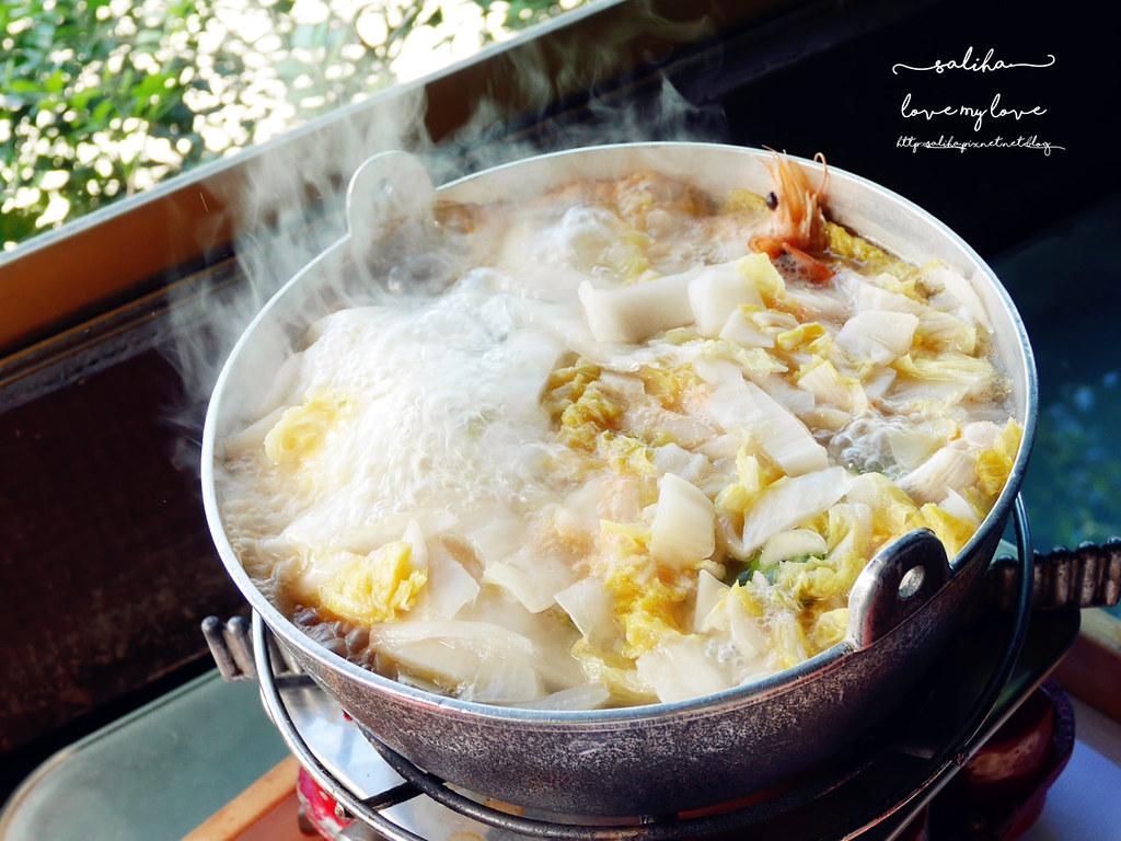 三峽一日遊景觀餐廳推薦花岩山林火鍋義大利麵 (2)