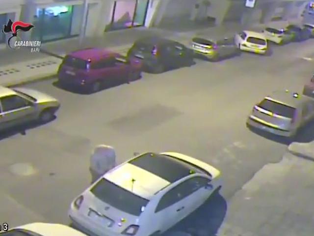 ladri di auto