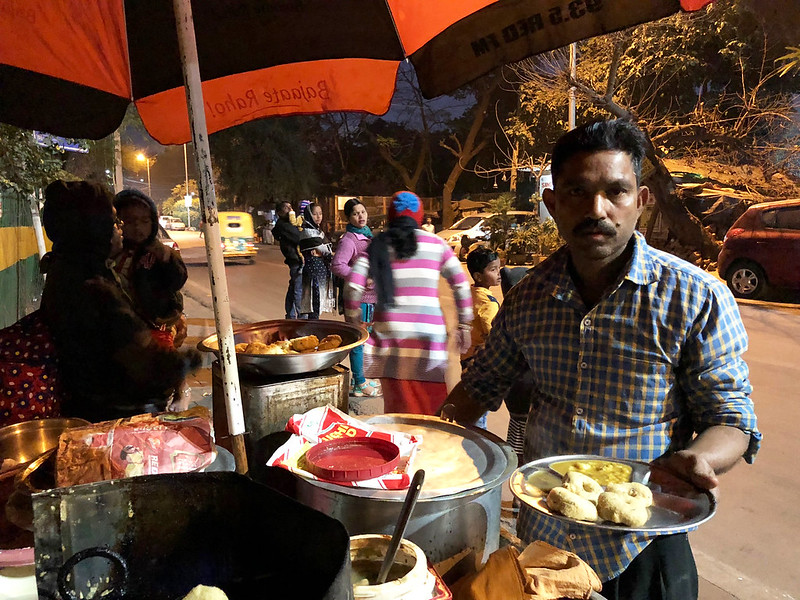 City Food - Shambhu Nath's Oriya Snacks, Hauz Khas Road