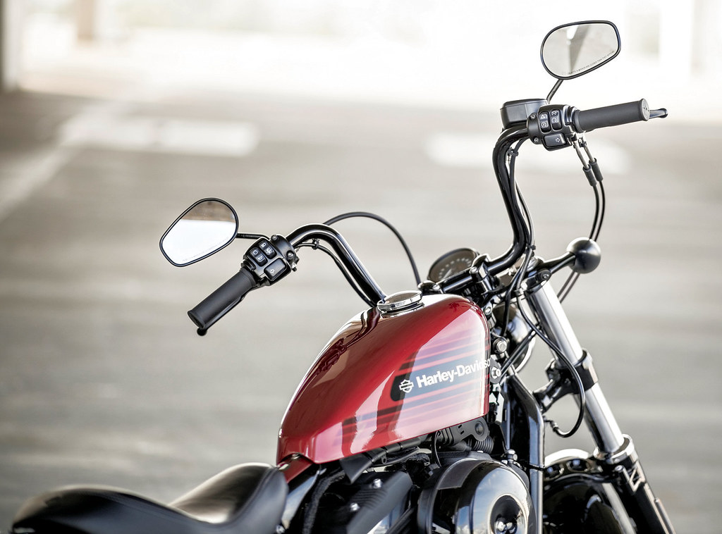 Harley-Davidson XL 1200 X Sportster Forty Eight Special 2018 - 14