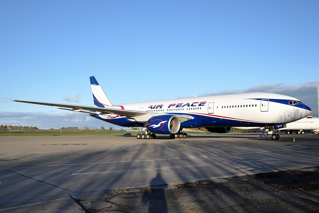 5N-BVE B777-21H(ER) Air Peace
