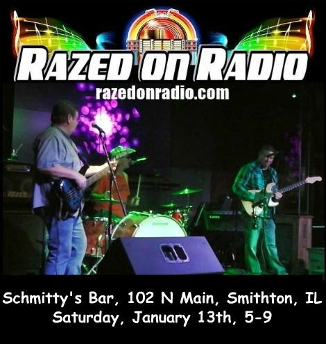 Razed On Radio 1-13-18