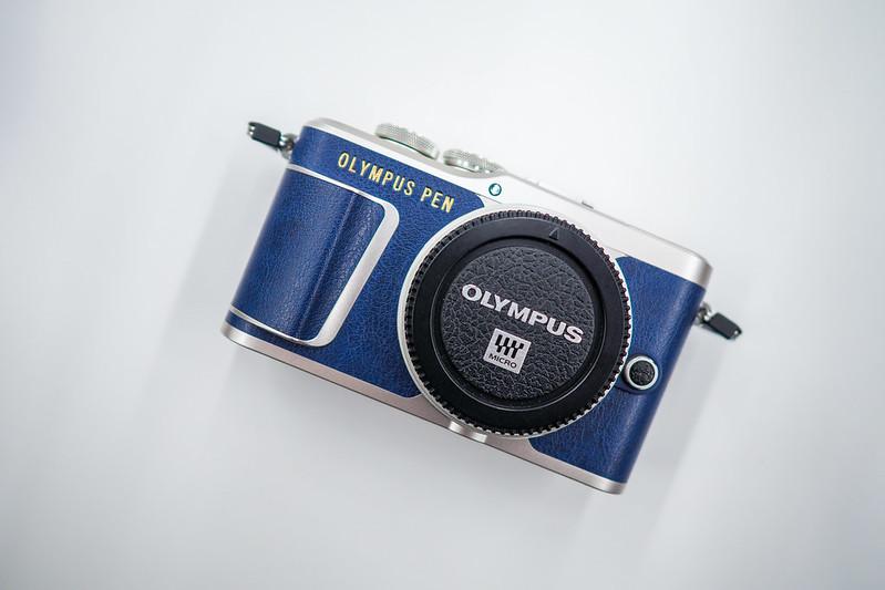 E-PL9 Blue Olympus PEN Lite