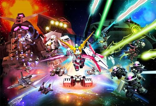 Gundam Heroes -Pc