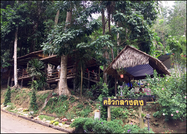 s a proficient local eating seat to endeavour if yous are exploring off Phuket Klang Dong Restaurant at Wat Khao Waterfall